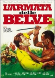 L' armata delle belve<span>.</span> Ed. limitata e numerata di Eddie Romero - DVD