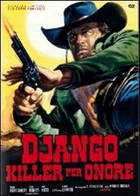 Locandina Django killer per onore