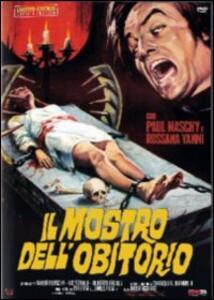 Il mostro dell'obitorio<span>.</span> Ed. limitata e numerata di Javier Aguirre - DVD