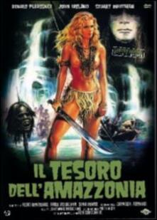 Il tesoro dell'Amazzonia<span>.</span> Edizione limitata e numerata di René Cardona Jr. - DVD