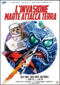 Locandina L'invasione: Marte attacca Terra