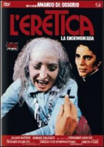 L' eretica<span>.</span> Ed. limitata e numerata di Armando De Ossorio - DVD