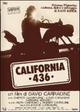 Cover Dvd DVD California 436