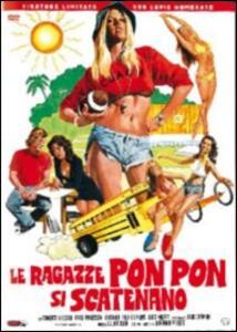 Le ragazze pon-pon si scatenano<span>.</span> Ed. limitata e numerata di Barbara Peeters - DVD