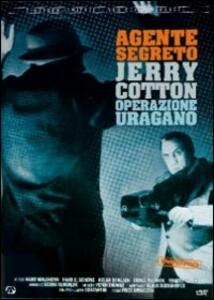 Agente segreto Jerry cotton operazione uragano<span>.</span> Ediz. limitata e numerata di Fritz Umgelter - DVD