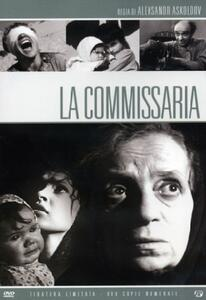 La commissaria<span>.</span> Ediz. limitata e numerata di Alexsandr Askoldov - DVD