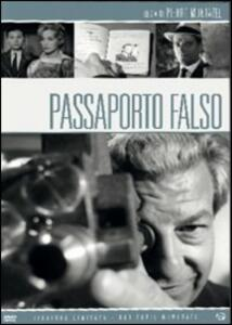 Passaporto falso<span>.</span> Ed. limitata e numerata di Pierre Montazel - DVD
