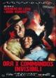 Cover Dvd DVD Ora X: commandos invisibili