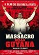 Cover Dvd DVD Il massacro della Guyana