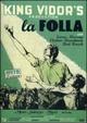 Cover Dvd DVD La folla