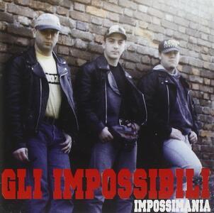 Impossimania - CD Audio di Impossibili