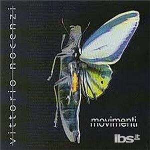 Movimenti - CD Audio di Vittorio Nocenzi
