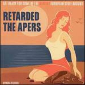 CD Retarded & Apers Split Album Retarded , Apers