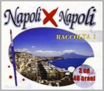 Napoli x Napoli 1 - CD Audio