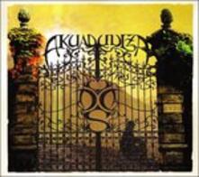 Akua Duulza - CD Audio di Davide Van De Sfroos