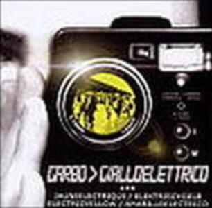 Gialloelettrico - CD Audio di Garbo