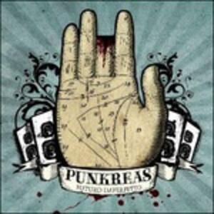 Futuro imperfetto - CD Audio di Punkreas