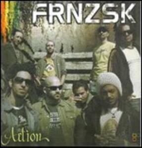 Action - CD Audio di Franziska