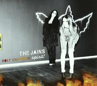 Holy Changing Spirit! - CD Audio di Jains