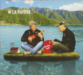 W la Suisse - CD Audio di Doro Doc Band