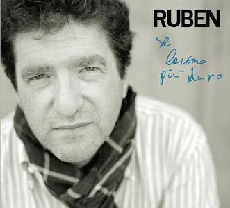 Il lavoro più duro - CD Audio di Ruben