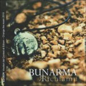 Rrichiamu - CD Audio di Bunarma