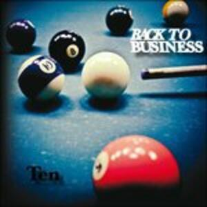 Ten - CD Audio di Back to Business