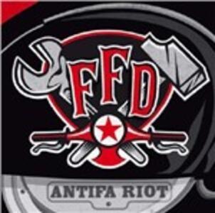 Antifa Riot - CD Audio di FFD