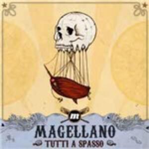 Tutti a spasso - CD Audio di Magellano