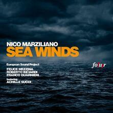 Sea Winds - CD Audio di Nico Marziliano
