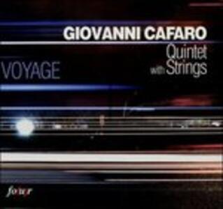 Voyage - CD Audio di Giovanni Cafaro