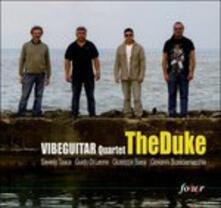 Duke - CD Audio di Vibeguitar Quartet