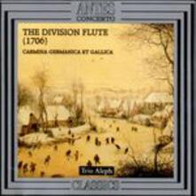 The Division Flute - CD Audio di Trio Aleph