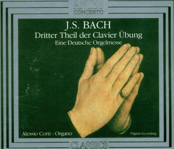 Clavierubung 3 - CD Audio di Johann Sebastian Bach