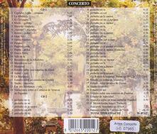 Musica per chitarra completa - CD Audio di Francisco Tarrega