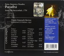 Sonate di gravicembalo vol.1 - CD Audio di Pietro Domenico Paradisi