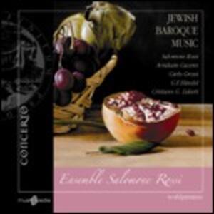 Jewish Baroque Music - CD Audio