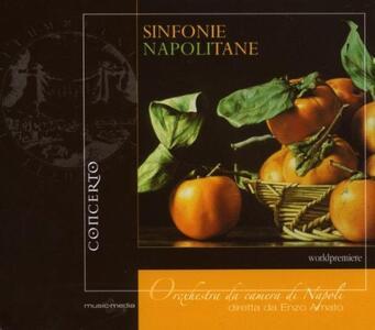 Sinfonie napolitane - CD Audio di Orchestra da camera di Napoli,Enzo Amato