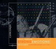 Strong Emotions - CD Audio di Giulio Tampalini