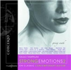 Strong Emotions 2.Going S - CD Audio di Giulio Tampalini