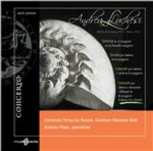 Sinfonie - CD Audio di Andrea Luchesi
