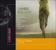 Musica da camera - CD Audio di Marco Nodari