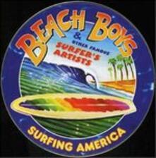 Surfin' America - CD Audio di Beach Boys