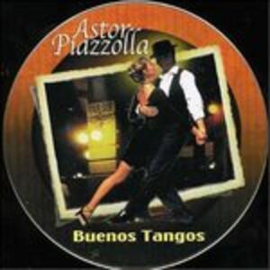 Buenos Tangos - CD Audio di Astor Piazzolla