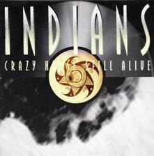 Crazy Horse Still Alive - CD Audio di Indians