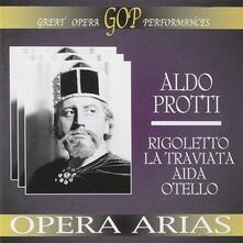 Arie Verdiane - CD Audio di Aldo Protti