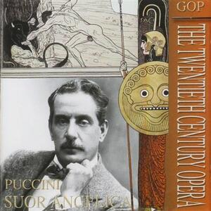 Suor Angelica - CD Audio di Giacomo Puccini