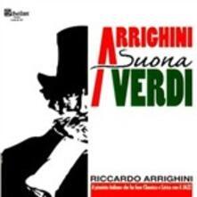 Suona Verdi - CD Audio di Riccardo Arrighini