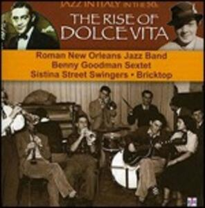 Jazz in Italy in the '50s. The Rise of Dolce Vita - CD Audio