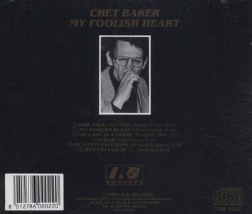 My Foolish Heart - CD Audio di Chet Baker - 6